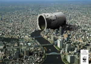 WWF river polution
