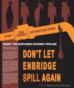 Don't let TransCanada/Enbridge Spill Kill Again