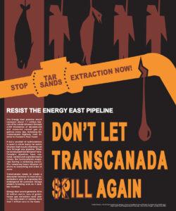 Don't let TransCanada/Enbridge Spill Kill Again