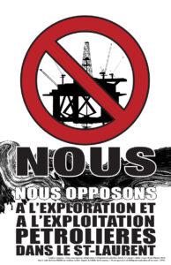 Nous nous opposons à l'exploration (2015)