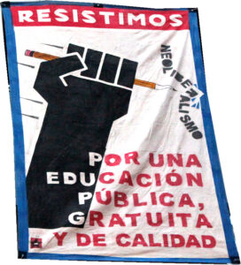 RESISTIMOS (2016) 305cmX183cm